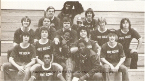 Vike Squad -- who's the guy in the monkey suit? The answer -- Monkey = Barry Brothers!