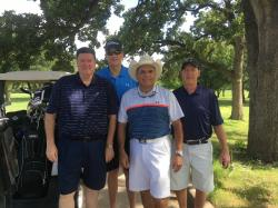Jerry DuBose, Tom Stocker, Thomas Hernandez, Randy Shirley