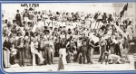 The Seniors of '78 go crazy at a pep rally