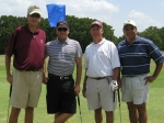 Golf - Tom Stocker, Tom Chandler, Randy Shirley, Thomas Hernandez