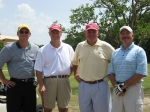 Golf - Mike Thompson, Donnie Smith, Ronnie Hale, Terry Weise