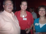 Friday - Greg Court, Charlotte Squire McCarter, Cindy Johnson Burgess