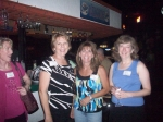 Friday - Kelly Holley Grillo, Connie Menefee Conaway, Olguita Oliver Urso, Ann Gelber Harwood